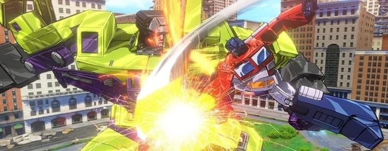 'Transformers: Devastation' Gameplay Released