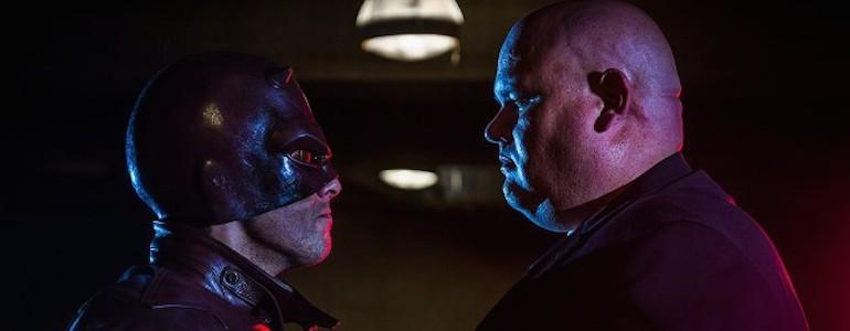 Daredevil vs Kingpin Cosplay