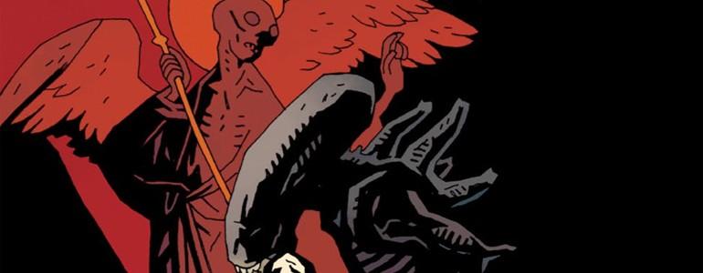 'Aliens: Salvation' Graphic Novel Review