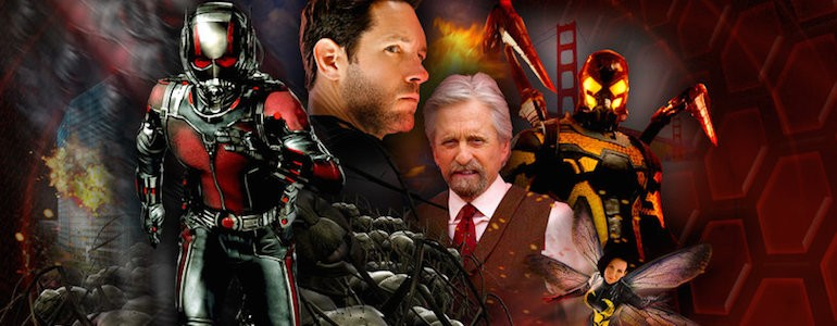 'Ant-Man' Theatrical Review