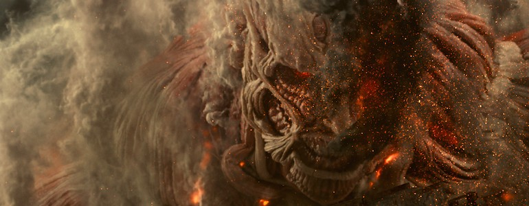 Tickets on Sale for Live Action 'Attack on Titan'