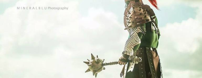 Cosplay Spotlight: Titan Cosplay