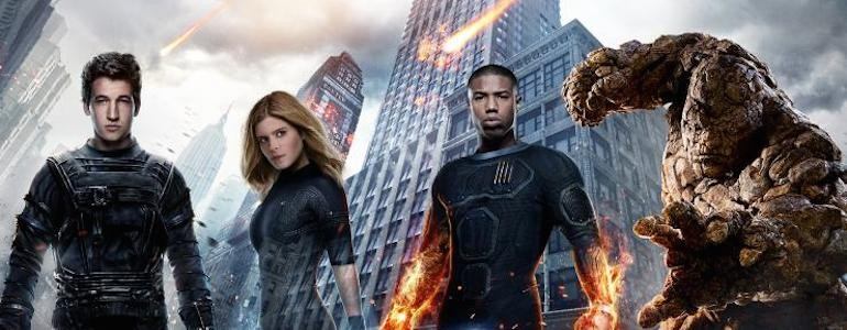 'Fantastic Four' Theatrical Review