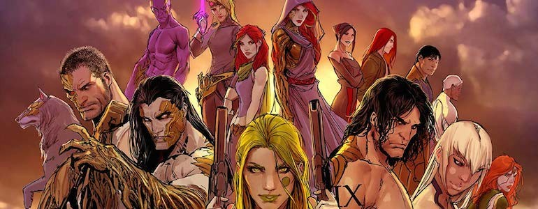 'IXth Generation: Volume 1' Comic Review