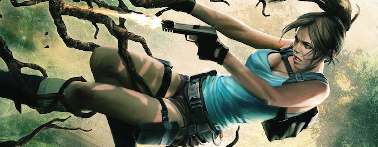 Sneak Peek: Lara Croft & The Frozen Omen