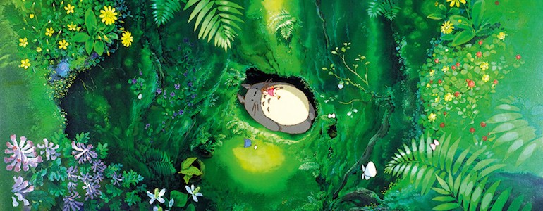 Collected Works of Miyazaki Coming to Blu-ray