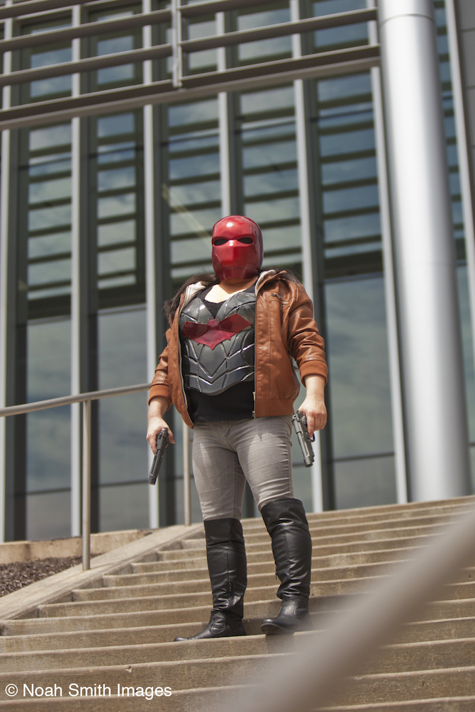 Red Hood Alexa Heart 1