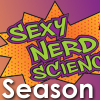 Sexy Nerd Science: Blue 42, Set... Blanche