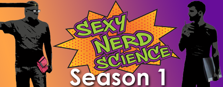 Sexy Nerd Science: Blue 42, Set… Blanche