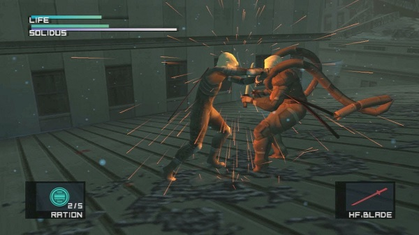 Solidus fight