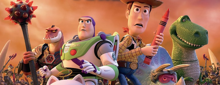 'Toy Story That Time Forgot' on November 3rd