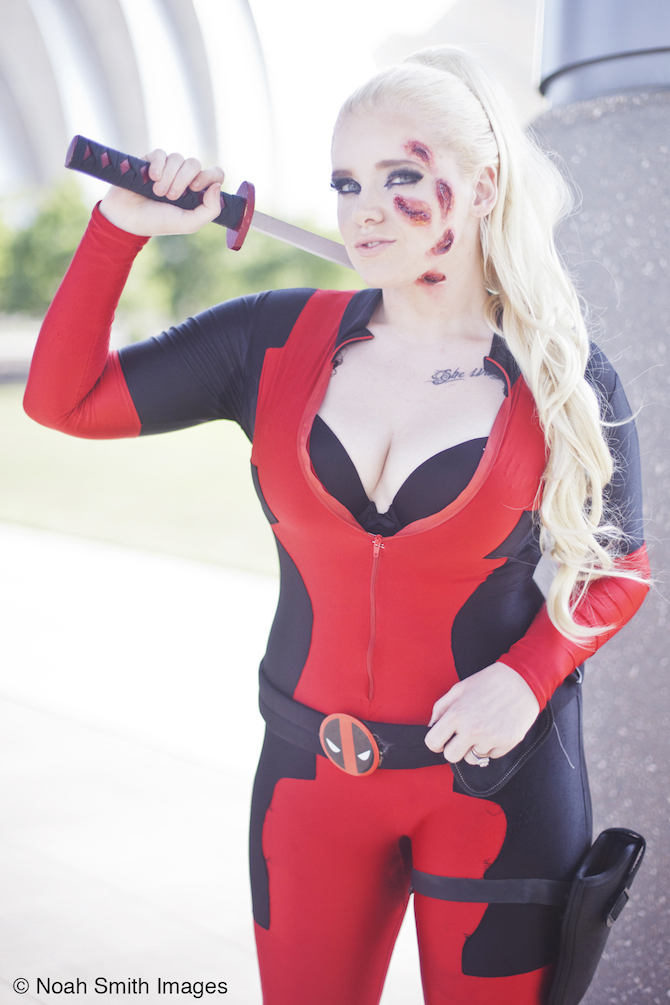 Ultra Girls Sophii Deadpool 3