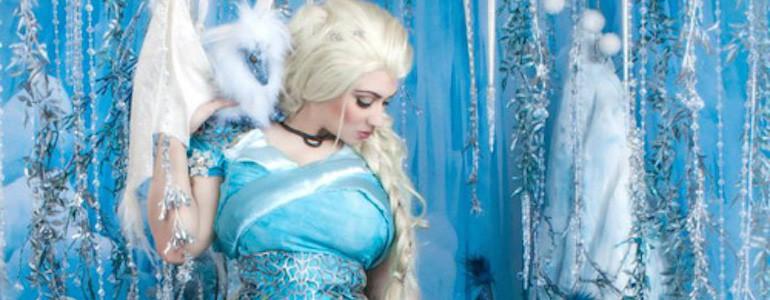 Danelsa (Daenerys & Elsa) Cosplay