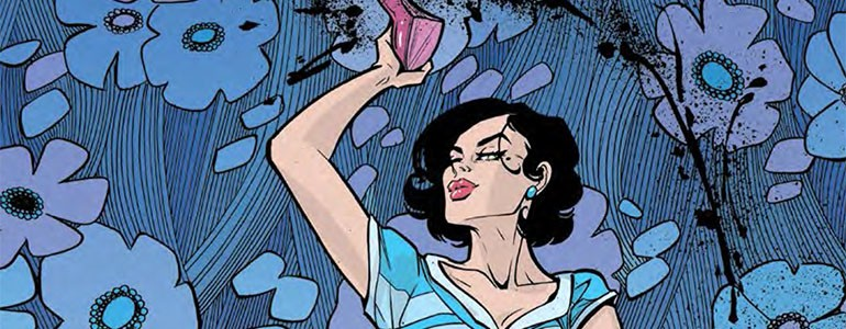 'Lady Killer' Comic Review