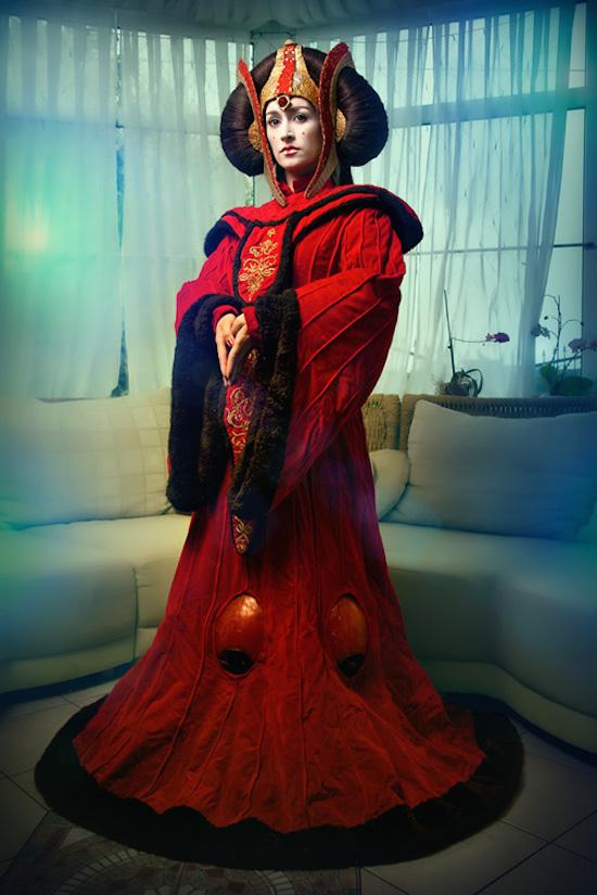 Queen amidala decoy cosplays project nerd - Princesse amidala star wars ...