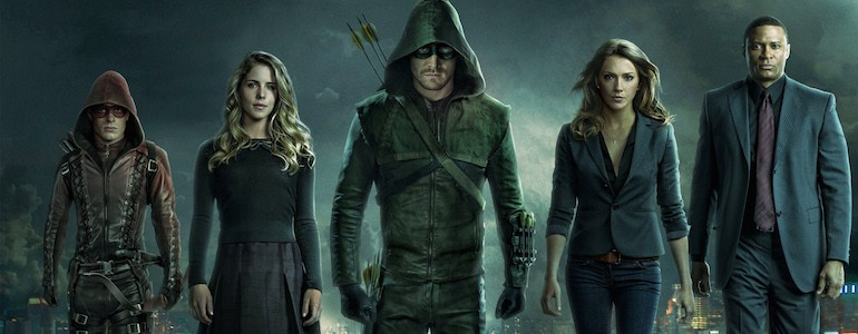 SDCC 2019: 'Arrow' Gets Trailer for Final Season