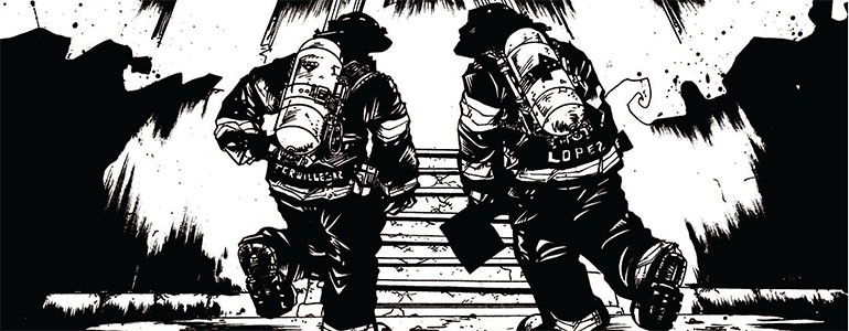'Ashes' Comic Review