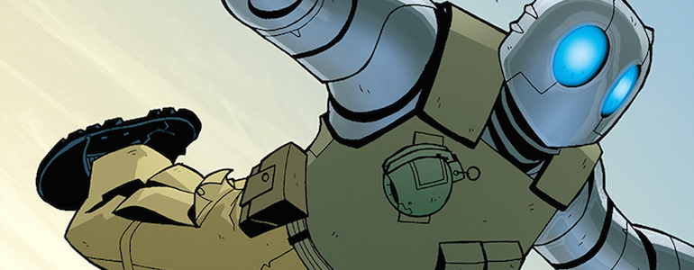 'Atomic Robo: The Everything Explodes Collection' Comic Review