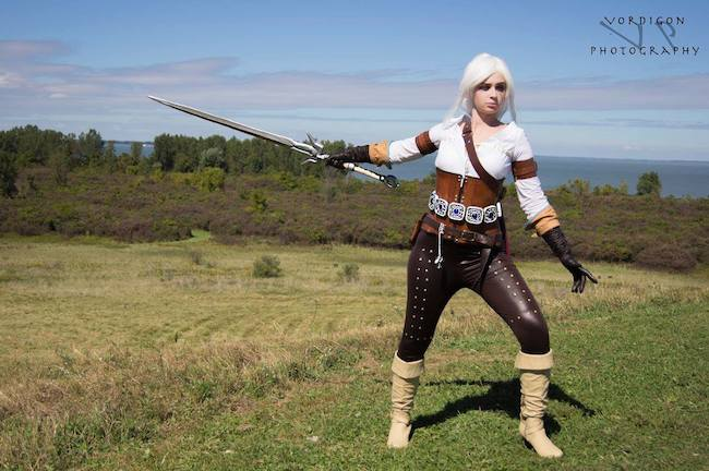 Cosplay Collection: Ciri (The Witcher 3) | Project-Nerd