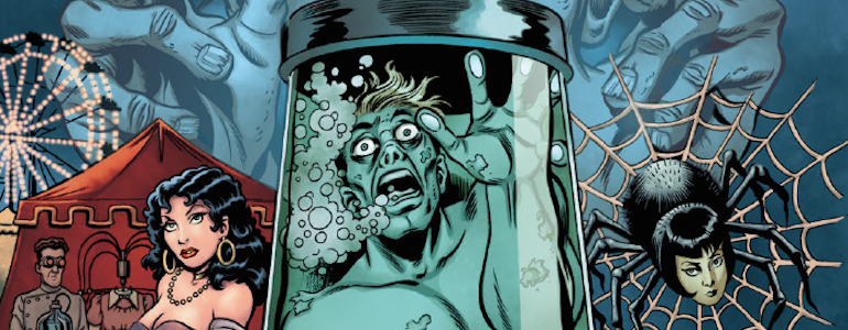 'Dead Vengeance #1' Comic Review
