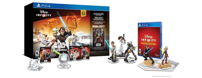 Deal of the Week: Infinity 3.0 Star Wars Saga Bundle