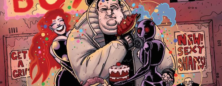 'Job Dun: Fat Assassin #1 & Special Edition' Comic Review