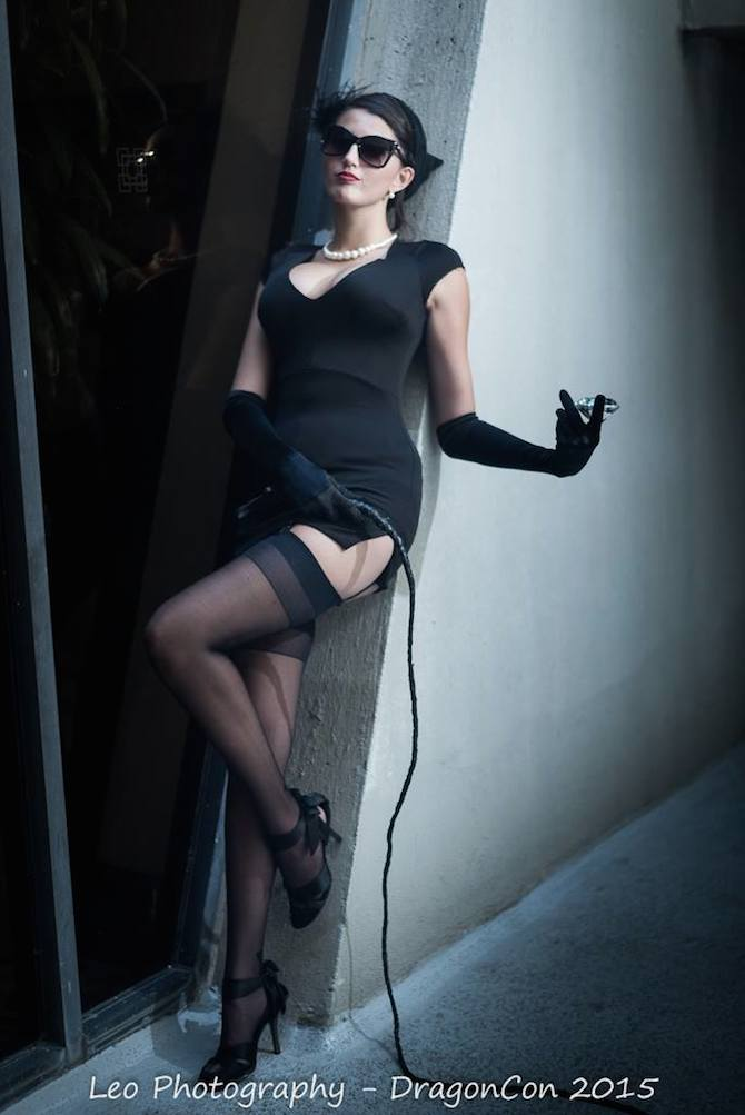 Michelle Brannon Catwoman 3