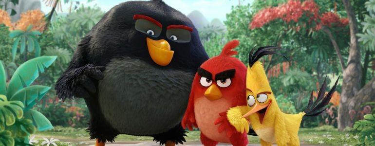 Sony Gives Us The Birds: May 2016
