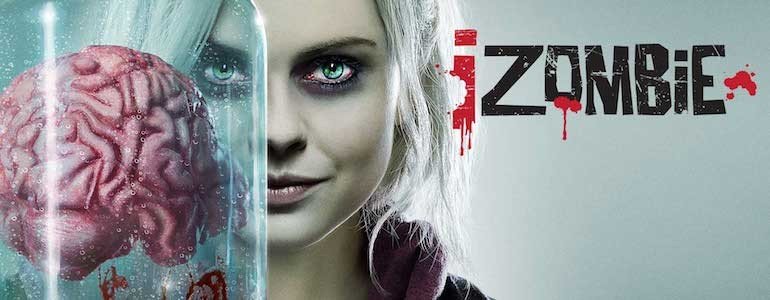 'iZombie: Season One' DVD Review
