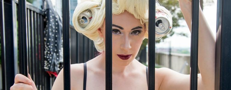 Cosplay glory in the form of Lady Gaga