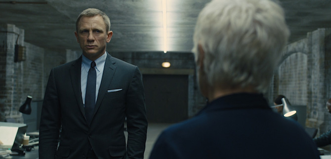 skyfall and bond relationship ladder