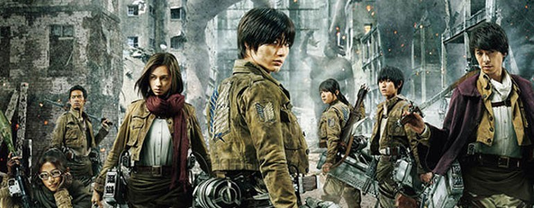 'Attack on Titan: Part 1' Theatrical Release