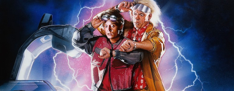 """Back to the Future Part II"" Theatrical Review"