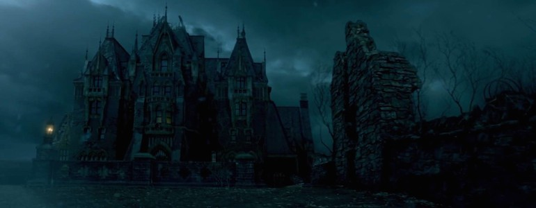 """Crimson Peak"" Theatrical Review"