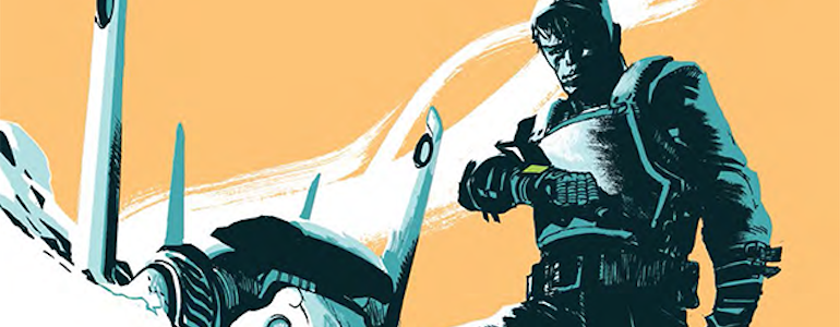 'Ei8ht: Outcast' Comic Review
