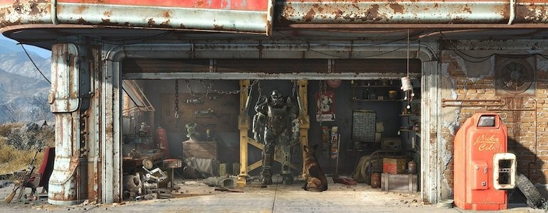 'Fallout 4' Available Today