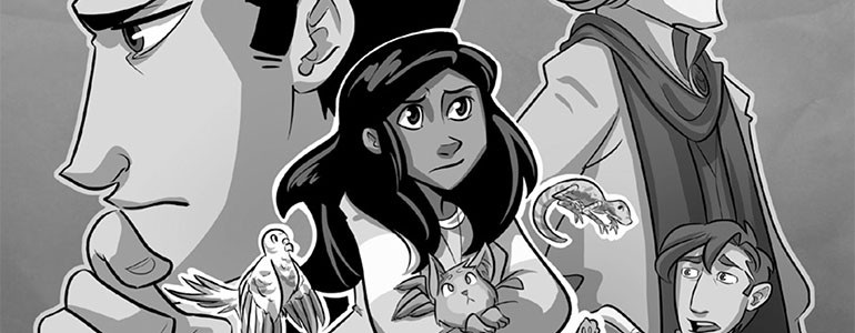 'Family Pets' Graphic Novel Review