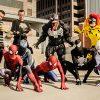 "The ""Amazing"" Spiderverse Shoot"