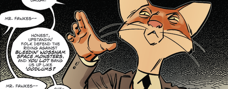 New Comics Wednesday: Oct. 28th Edition