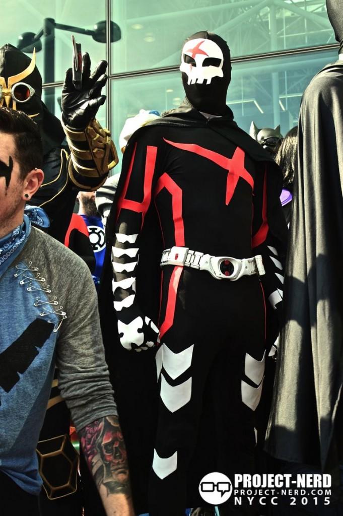 New York Comic Con, NYCC, Cosplay, DC Comics