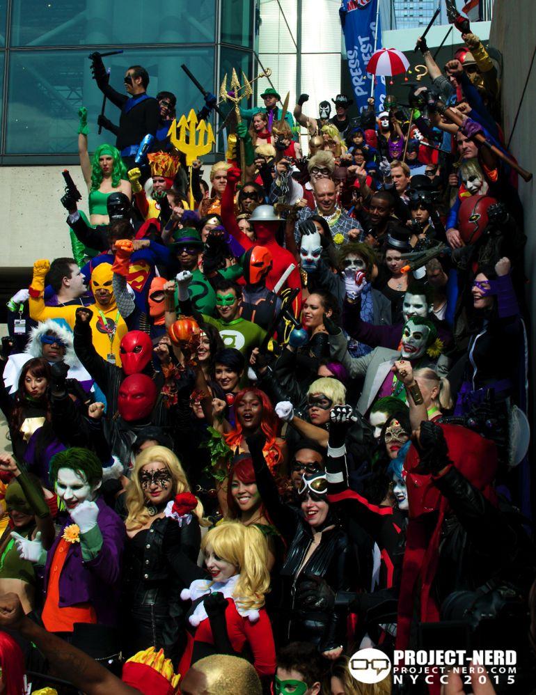 New York Comic Con, cosplay, NYCC, DC Comics