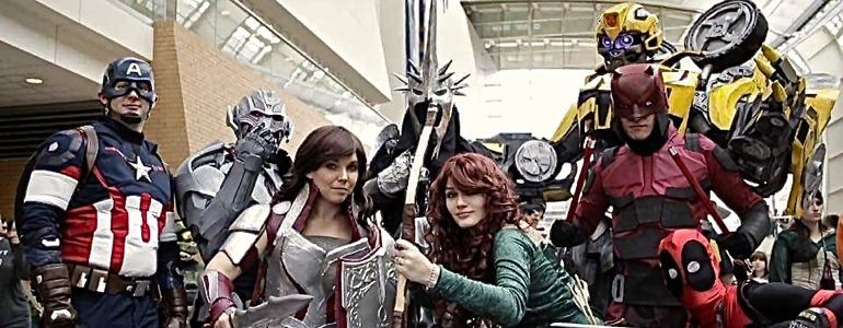 Grand Rapids Comic Con Cosplay Gallery