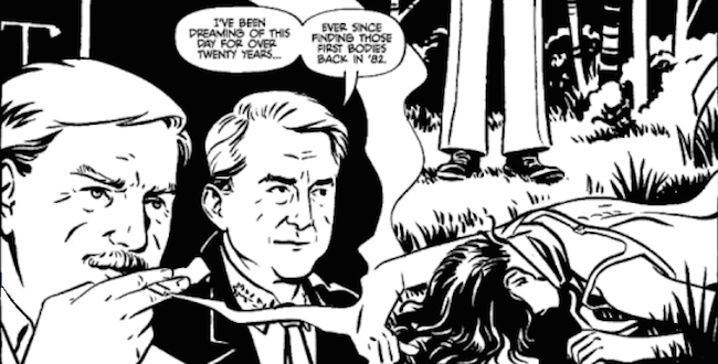 Green River Killer Comic 2