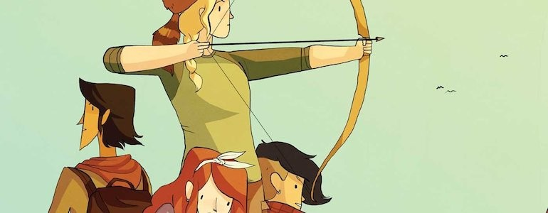 'Lumberjanes: Vol 2' Comic Review