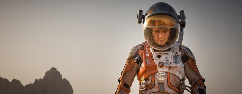 'The Martian' Theatrical Review