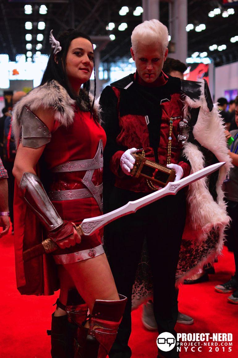 NYCC, New York Comic Con, cosplay