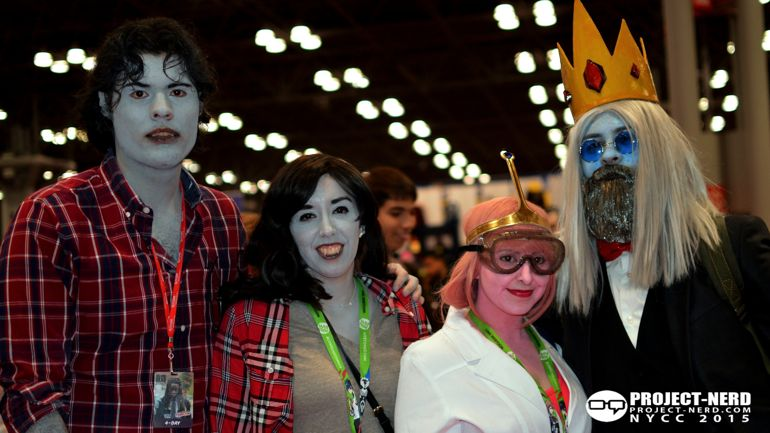 New York Comic Con, cosplay, NYCC, Project-Nerd