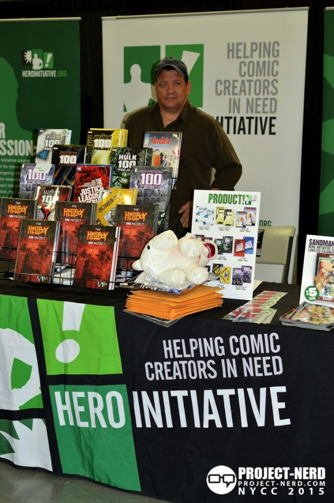 New York Comic Con, cosplay, NYCC, Project-Nerd, Hero Initiative