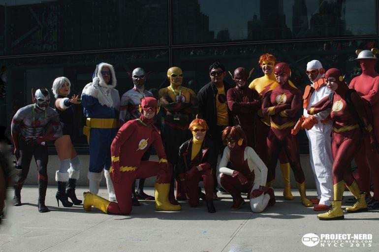 New York Comic Con, NYCC, cosplay, Marvel, DC Comics, cosplayers, 04