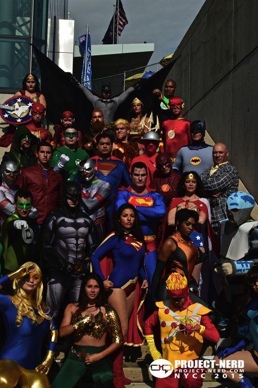 New York Comic Con, NYCC, cosplay, Marvel, DC Comics, cosplayers, 05